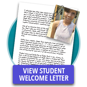 student-welcome-letter-button