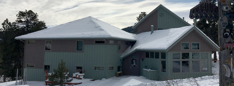 Eagle Rock School: Aspen House