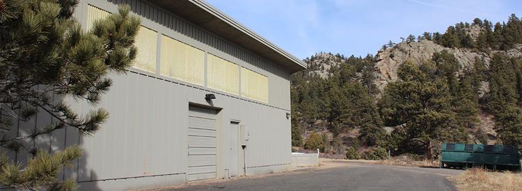 Eagle Rock School: Wilderness Shed