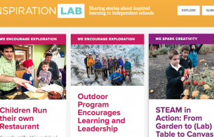 NAIS Inspiration Lab – Learning Experiences Help Students Find Their Potential, Attain Their Dreams