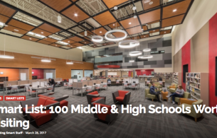 Getting Smart Blog – Smart List: 100 Middle & High Schools Worth Visiting