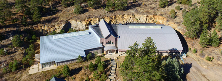 Eagle Rock School: Human Performance Center