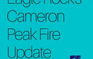 Cameron Peak Fire Update